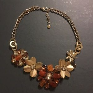 Ann Taylor Loft Statement necklace.